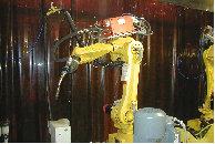 Schweiß-Roboter